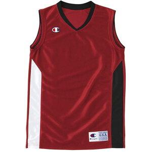 BOYS GAME SHIRTS【Champion】チャンピオンバスケットゲームシャツ J(cbyr2032-r)*19