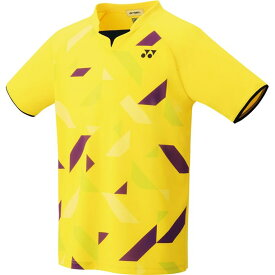 ユニゲームシャツ(フィットスタイル)【yonex】ヨネックステニスゲームシャツ(10315-279)*21
