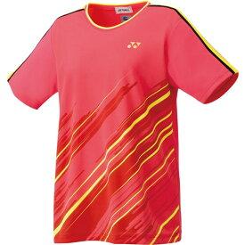 ウィメンズゲームシャツ【yonex】ヨネックステニスゲームシャツ W(20497-706)*21