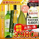 金賞受賞ワインとお手頃ワイン「白・泡ワイン」5本セット白ワインスパークリングワインワインセット辛口フランスワインスペインワインイタリアワイン