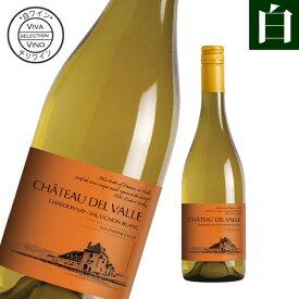 シャトー・デル・バジェ 白 辛口 白ワイン チリワイン チリ産 辛口 ワイン
