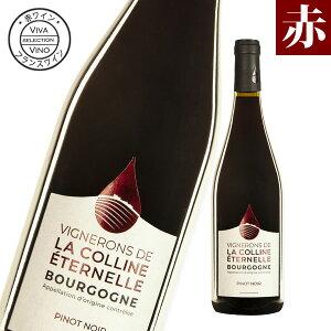 ワイン 赤ワイン ヴィネロン・ド・ラ・コリーヌ・エテルネル ブルゴーニュ ピノ・ノワール フランス産 辛口 赤 フランスワイン ブルゴーニュ ヴィズレー