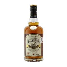 ウイスキー オマー シェリータイプ 700ml シングルモルト ギフト ウィスキー 台湾ウィスキー