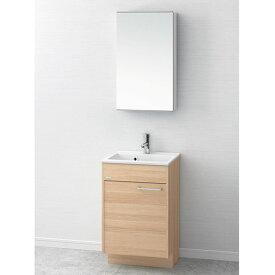 洗面台 おしゃれ 洗面化粧台 間口500mm アサヒ衛陶 アール LKEA500TFNJMM45 送料無料