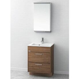 洗面台 おしゃれ 洗面化粧台 間口600mm アサヒ衛陶 アール LKEA600AFNJMML45 送料無料
