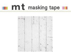 マスキングテープ リメイクシート 床用 白い木床 460mm角 カモ井加工紙 mt CASA SHEET 【マスキングテープ】