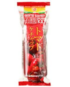 高橋ソース カントリーハーヴェストオーガニック(有機)トマトケチャップ 500g(ソフトボトル)