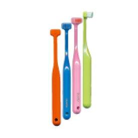 《メール便/送料込み》 歯科医師開発T字型歯ブラシ 歯〜い!よこやま君 ボニカ歯ブラシ(女性・子供用)