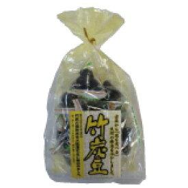 まるも 竹炭豆 100g ピロ巾着タイプ
