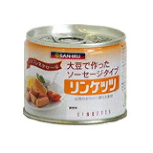 三育フーズノンコレステロールの植物性ソーセージ リンケッツ 190g(12本入り)