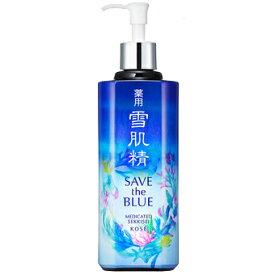 KOSE コーセー 薬用雪肌精(ディスペンサー付ボトル) 500ml