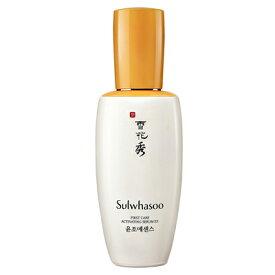 Sulwhasoo 雪花秀 ソルファス ファーストケアアクティベーティングセラムEX(潤燥美容液EX) 60mL 韓国コスメ