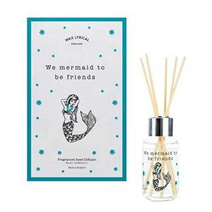 ワックスリリカル ギフトセンツ WAX LYRICAL GIFT scents リードディフューザー50ml マーメイド