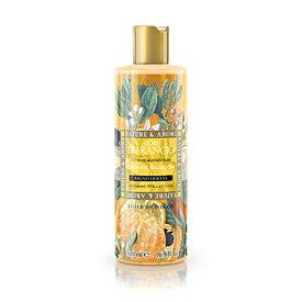 ルディ RUDY バス&シャワージェル RUDY Nature&Arome SERIES Orange Blossom オレンジブロッサム 30910005
