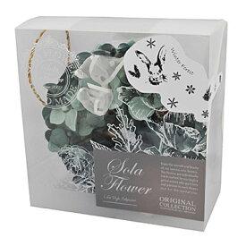 ソラフラワーSola Flower Winter(クリスマス)リース Winter Forest