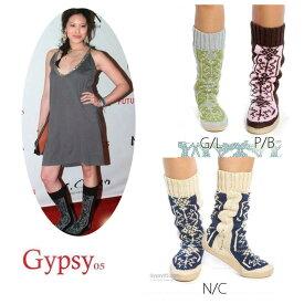 Gypsy05ジプシー05 ニットブーツGypsyz