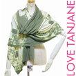 Lovetanjaneラブタンジェインタイダイスカーフ