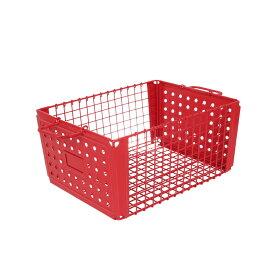 D.M.S GYM 21L RED/レトロスチール製収納ボックス/収納ボックス/ボックス/小物入れ/小物収納/収納box/収納ケース/収納箱/BOX/衣類収納/整理ボックス/スチール/整理/収納//DULTON/ダルトン/113-299RD