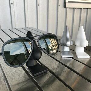 定形外郵便で1個390円で送付 ユニークな鼻の形をしたメガネホルダー DULTON ダルトン グラスホルダー GLASSES HOLDER メガネスタンド 店舗備品 ギフト シニアグラス 老眼鏡男女兼用 敬老の日 母の