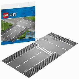 LEGO レゴブロック No.60236_ストレートおよびTジャンクション Supplementary Straight And T-Jun