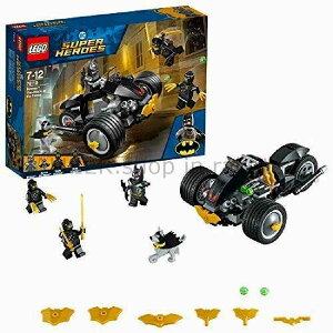 LEGO レゴブロック No.76110_バットマン?:タロンの攻撃Batman Attacke der Talons
