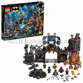LEGO レゴブロック No.76122_Batcave Clayface?の侵略 DC Universe Super Heroes Bat