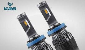 LED フォグ イエロー 実測値 5600lm CREE素子 爆光 1年保証 送料無料
