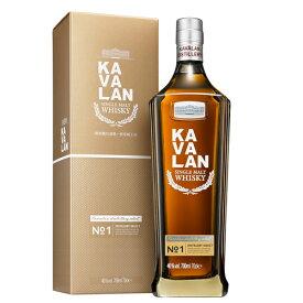 7/30限定 全品P3倍KAVALAN カバラン ディスティラリーセレクト 700ml 40度 シングルモルト ウィスキー whisky 台湾 カヴァラン [長S]