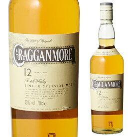 クラガンモア 12年 700ml[ウイスキー][ウィスキー][長S]