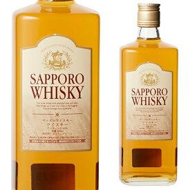 サッポロウイスキー 40% <北海道> 720ml[ウイスキー][ウィスキー]japanese whisky [長S]