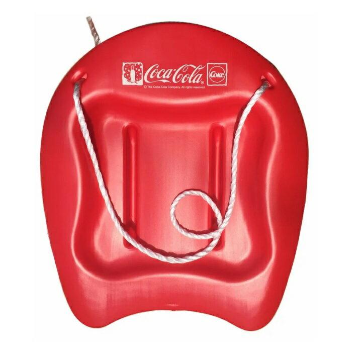 コカ・コーラ コカコーラ SL-28 スノースライダー Sサイズ Coca-Cola ロゴ レッド ソリ スノーソリ そり 雪遊び 雪あそび 雪滑り 雪すべり 草滑り 草すべり ウィンタースポーツ ゲレンデ スキー場 子供用 子ども こども キッズ ジュニア スノボ スノーボード 家族 ファミリー