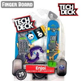 指スケ TECH DECK VOL.11 ENJOI Ben Raemers Instant Messages (20094682) テックデック ミニスケ フィンガーボード エンジョイ スケートボード スケート スケボー SKATE あす楽 公式 正規品