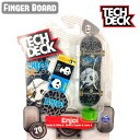 指スケ TECH DECK VOL.11 ENJO Thrashed Panda (20094690) テックデック ミニスケ フィンガーボード エンジョイ スケ…