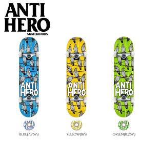 アンタイヒーロー スケートボード コンプリート ANTI HERO CONFERENCE CALL 完成組立品 スケボー アンチヒーロー デッキ 7.75 8.0 8.25in