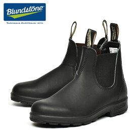 送料無料 ブランドストーン サイドゴアブーツ BS510 ボルタンブラック Blundstone Original 500 Series レザーシューズ 国内正規品 お取寄せ