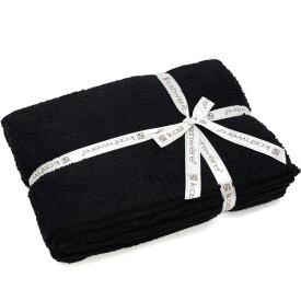 カシウエア kashwere シングルブランケット ブラック Throw Solid Blankets