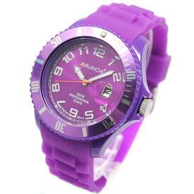 アバランチ AVALANCHE 腕時計 レディース メンズ ユニセックス 日付カレンダー アナログ 44mm