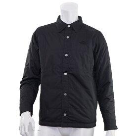 ノースフェイス THE NORTH FACE ボタンダウンシャツ キッズ ジュニア リバーシブル GREY Mサイズ