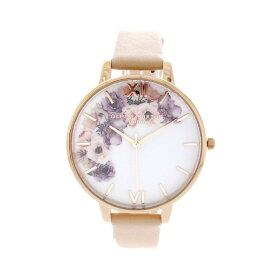 オリビアバートン OLIVIA BURTON 腕時計 レディース マルチカラー ピンクベージュ