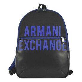 アルマーニエクスチェンジ ARMANI EXCHANGE バックパック リュックサック メンズ ロゴ BK BACKPACK-MAN'S BACKPACK