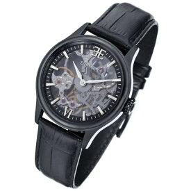 アーンショウ EARNSHAW 腕時計 メンズ アナログ表示 レザー
