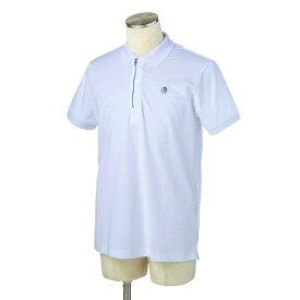 ディーゼル DIESEL ポロシャツ メンズ 半袖 ワンポイント柄 無地 Sサイズ