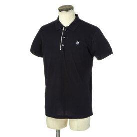 ディーゼル DIESEL ポロシャツ メンズ 半袖 ワンポイント柄 無地 Mサイズ