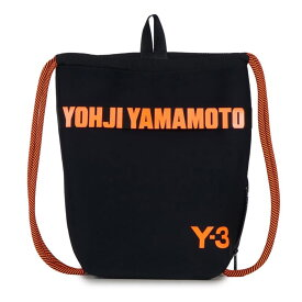 【エントリーでポイント10倍6/22 20時〜】ワイスリー Y-3 リュックサック バックパック メンズ レディース ユニセックス YOHJIYAMAMOTOプリント ロゴ