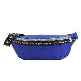 アルマーニエクスチェンジ ARMANI EXCHANGE ボディバッグ ボディーバッグ メンズ ロゴ ブルー MANS SLING BAG