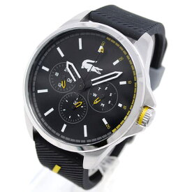 ラコステ Lacoste 腕時計 メンズ アナログ ブラック