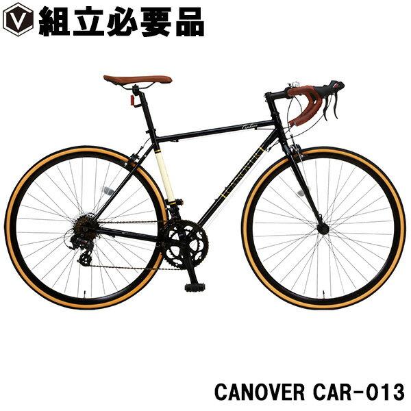 ロードバイク 自転車 700c(約27インチ) ロードレーサー シマノ14段変速 超軽量 クロモリフレーム CANOVER(カノーバー) CAR-013 ORPHEUS(オルフェウス)