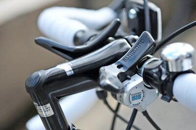 ロードバイクロードレーサー自転車700c(約27インチ)シマノ21段変速ドロップハンドル2wayブレーキシステムグランディールGrandirSensitive