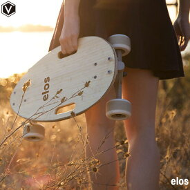 スケートボード ストリート アメリカ西海岸発 送料無料 Elos イロス