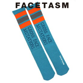 FACETASM ファセッタズム スケーター ソックス SKATER SOCKS 靴下 2020 新作 【15:00までのご注文で即日配送】 プレゼント ギフト